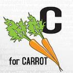 Letter C for carrot