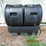Lorraine's composter