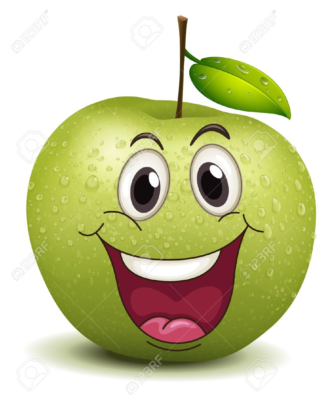 Apple Smileys