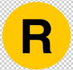 Letter R inside a yellow circle.png