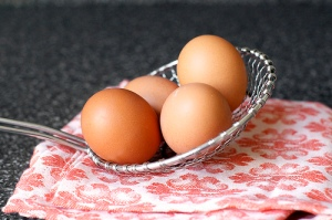 Eggs, brown eggs
