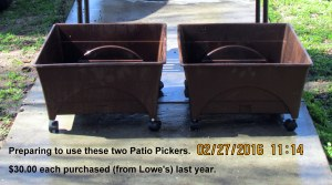Patio Pickers