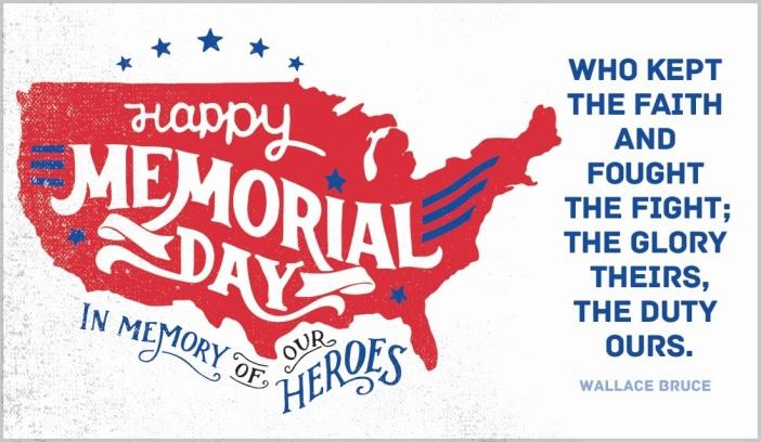 Happy Memorial Day (poster)