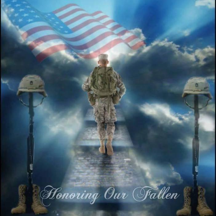 Honoring Our Fallen (poster)