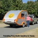 Traveling from NC to TX