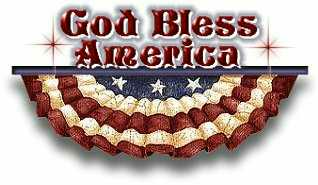 Independence Day God Bless America